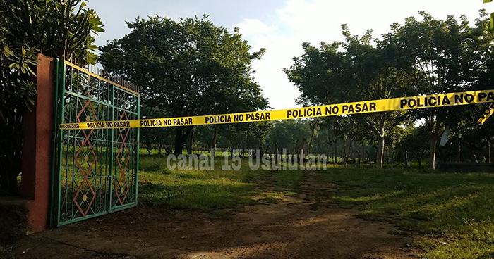 Hombre es asesinado de varios disparos en el cantón Piedra Pacha de El Tránsito, San Miguel