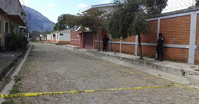 Pandilleros asesinan a empleado de la alcaldía de Apaneca, Ahuachapán