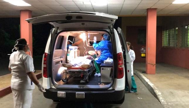 Muere hombre que fue atacado a machetazos en Concepción Batres, Usulután