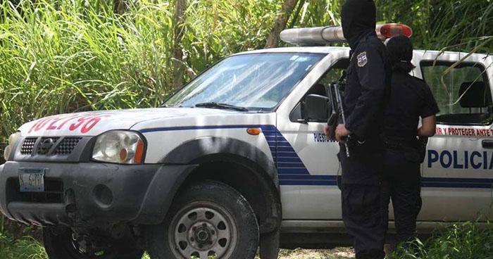 Pandilleros matan a hombre que pescaba en el rió La Lajas de Huizúcar