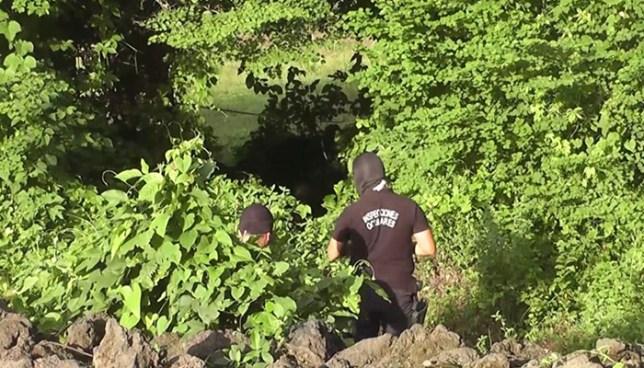 Hallan el cadáver de hombre que fue lapidado en Ilobasco, Cabañas
