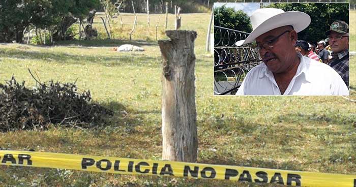 Asesinan con lujo de barbarie a dirigente de veteranos de guerra en San Miguel