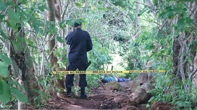 Asesinan a un hombre en Lolotique, San Miguel