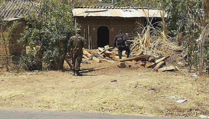 Matan a hombre que se encontraba trabajando en una carpintería en Moncagua, San Miguel