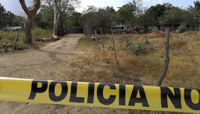 Asesinan a balazos a un hombre en el cantón Montegrande de San Miguel