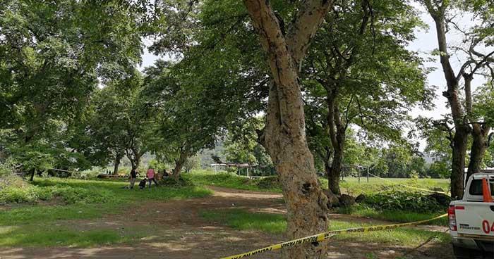 Matan a motorista de la ruta 24-R cerca de una cancha de fútbol en Jayaque