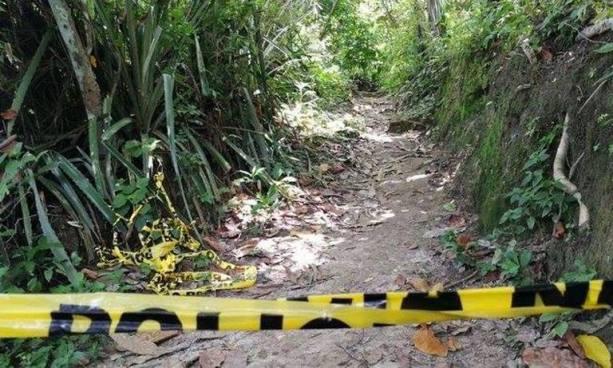 Hallan el cadáver putrefacto de una persona en Panchimalco
