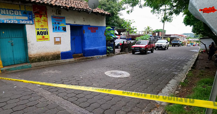 Pandillero es asesinado al interior de un taller mecánico en Ciudad Barrios, San Miguel