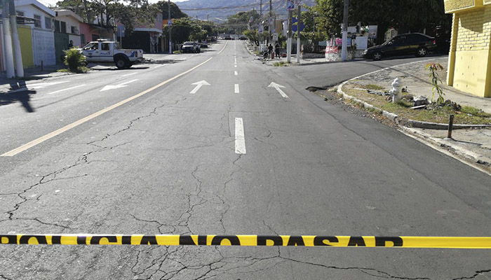 Homicidio-Presunto asaltante-Mejicanos