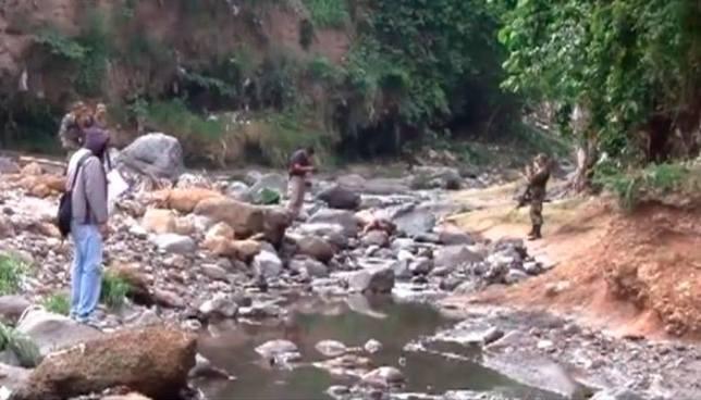 Encuentran en un río de Apopa el cadáver de un joven reportado como desaparecido