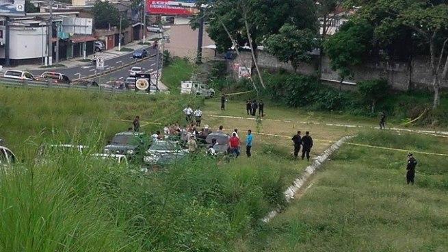 Criminales matan a balazos a hombre por el redondel Masferrer