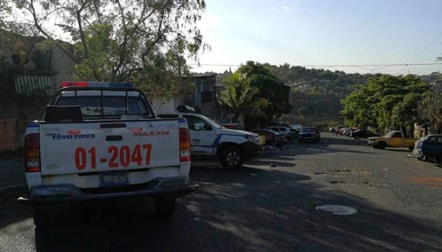 Asesinan a pandillero en las cercanías del punto de buses del reparto Las Cañas en Ilopango