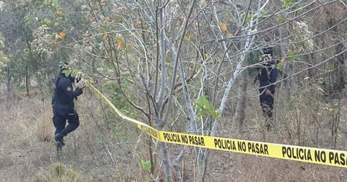 Matan a delincuente que portaba chaleco antibalas en San Juan Opico