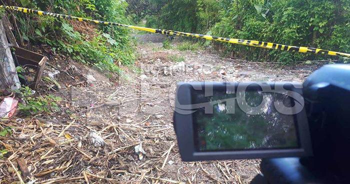 Asesinan a balazos a mujer en una de las colonias del municipio de San Martín