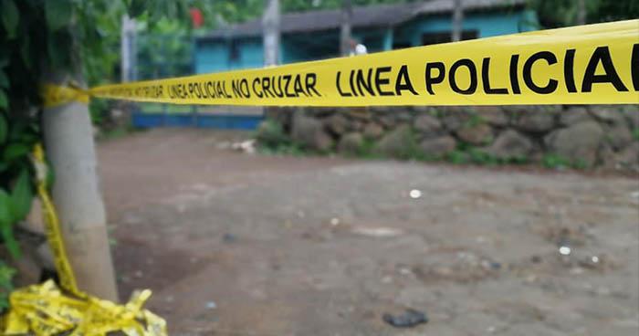 Colaborador de pandillas es asesinado frente a un centro escolar en Lolotique, San Miguel