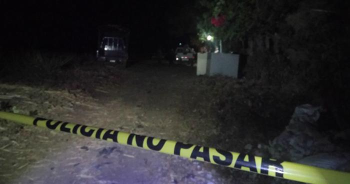 Matan a un hombre que había venido deportado el día de ayer en San Jorge, San Miguel