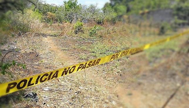 Localizan en San Miguel el cadáver de un hombre que fue ejecutado a balazos