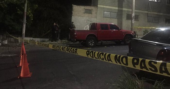 Un pandillero murió tras enfrentarse a la PNC en la comunidad Iberia de Mejicanos