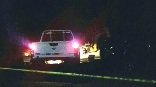 Matan a balazos a empleado de un taller automotriz en San Vicente