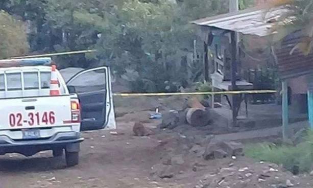 Hombres es atrozmente asesinado en Santa Ana