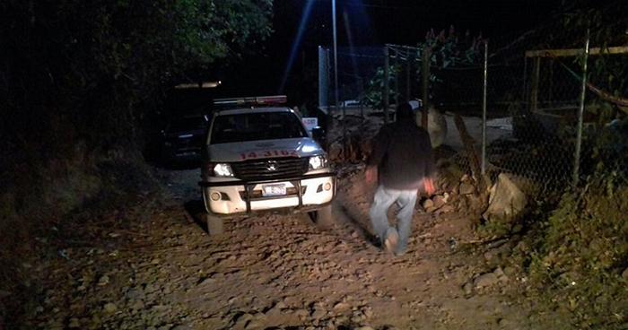 Dos hombres fueron asesinados en diferentes hechos en Cabañas y Cuscatlán