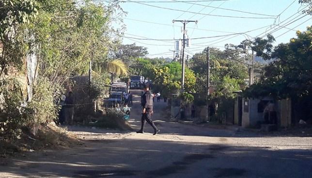 Pandillero, que recién había salido de un Penal, es eliminado en comunidad Las Cañas de Soyapango