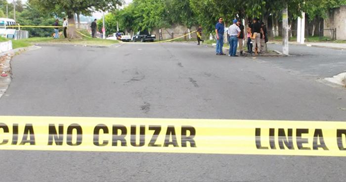 Matan a cobrador de la ruta 29 en colonia El Matazano 3 de Soyapango