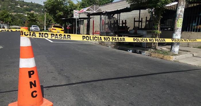 Taxista es acribillado a balazos en la colonia Cruz Roja de San Marcos