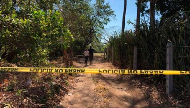 Encuentra el cadáver putrefacto de un hombre en el municipio de Jucuarán, Usulután