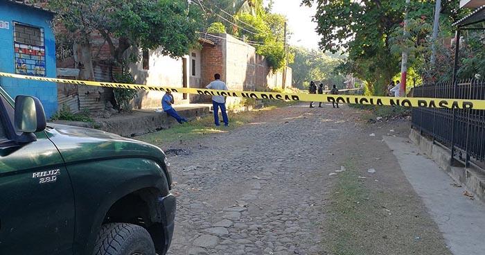 Criminales degüellan a un hombre, que se dedicaba a cuidar una vivienda, en Usulután