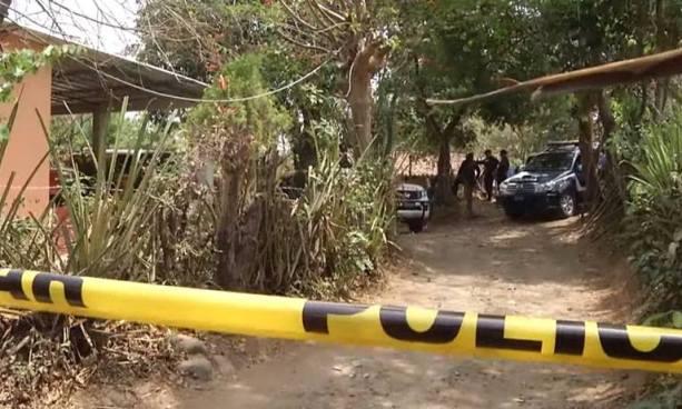 Sujetos llegan a la casa de un pandillero y lo ultiman a balazos en San Vicente