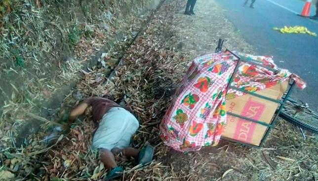 Pandilleros matan a balazos a un hombre que se dedicaba a vender pan en San Lorenzo, Ahuachapán