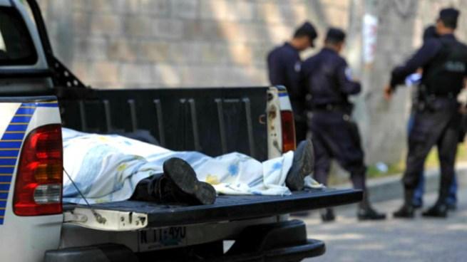 El domingo terminó con al menos 29 homicidios en diferentes puntos del país