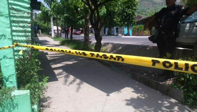 Matan a hombre atrás de la exfábrica INSA en Soyapango