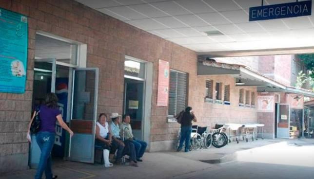 Niño de dos años muere en un hospital de Sonsonate tras recibir una paliza