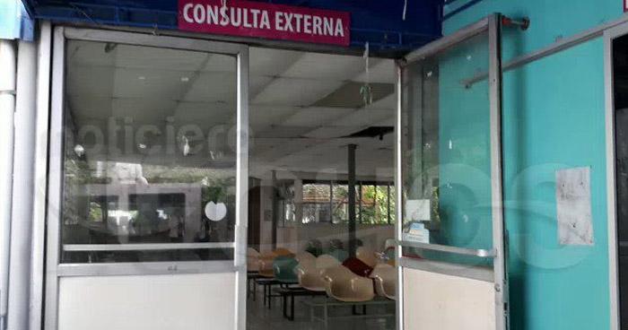 Suspenden consultas externas en Hospital Bloom por falta de insumos y medicamentos