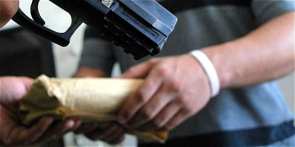 Condenan a pandilleros que extorsionaban a comerciante cuando se dirigía a dejar productos