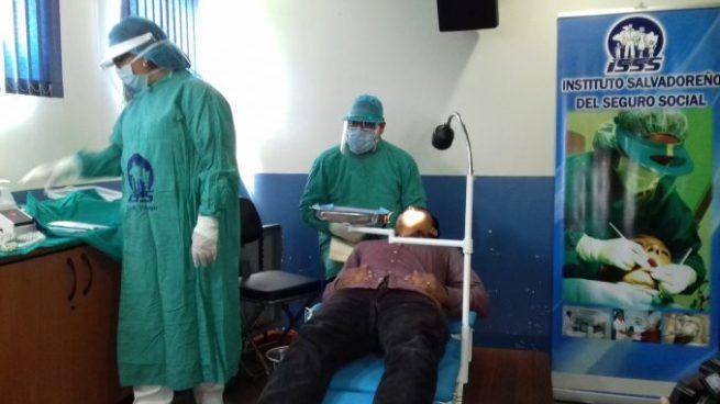 ISSS lanza proyecto de Atención Odontológica en Clínicas Empresariales