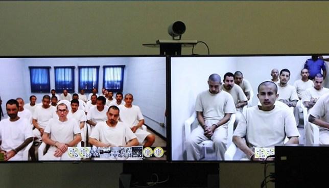 """Problemas técnicos y ausencia de reos provocaron atraso en juicio de caso """"Jaque"""""""
