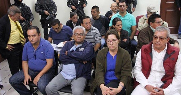 """15 implicados en el caso """"Corruptela"""" serán procesados en libertad"""