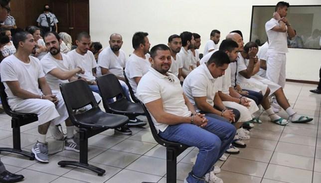 """Reanudan juicio contra 87 imputados en el caso """"Operación Jaque"""""""