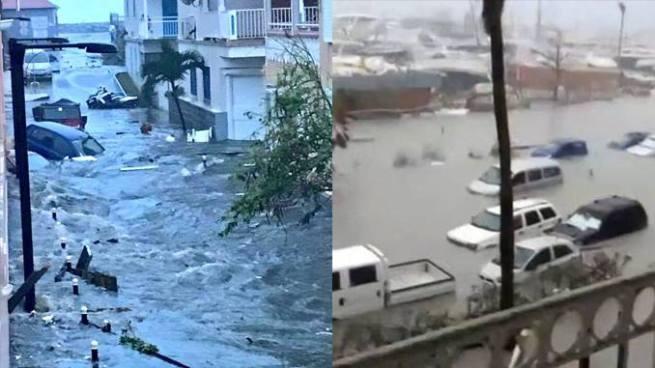 Vídeo | Cuantiosas pérdidas materiales ha dejado el paso del huracán Irma