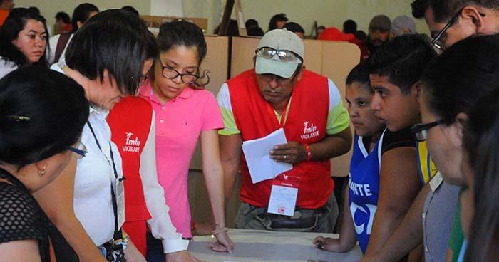 Partidos aún sin presentar nomina de integrantes para las JRV de las elecciones de 2019