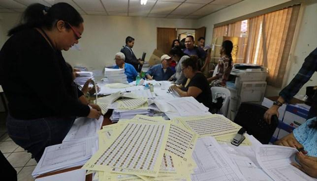 TSE sancionará después de las elecciones a quienes se nieguen a formar parte de las JRV