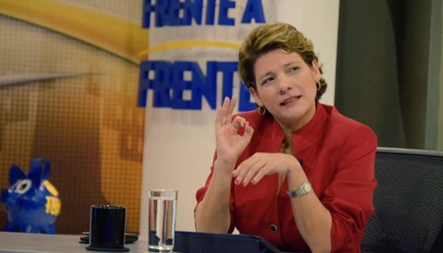 Jackeline Rivera asegura que expresidente Funes cometió un grave error al negociar con pandillas