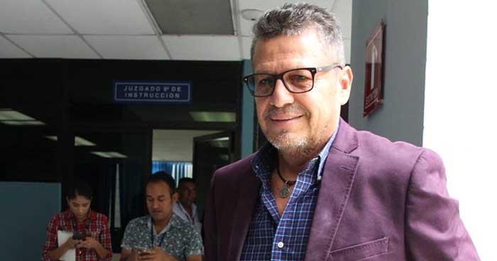 """Instalan audiencia preliminar contra Jaime """"La Chelona"""" Rodríguez acusado de malversación de fondos"""