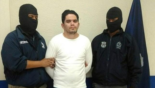 INTERPOL captura a sicario salvadoreño acusado del delito de homicidio