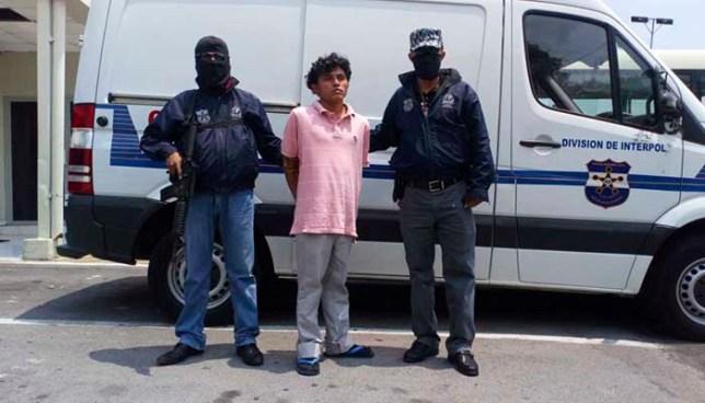 """Recaptura en México al """"Garra"""", uno de los 100 más buscados que huyó tras asesinar a rival"""
