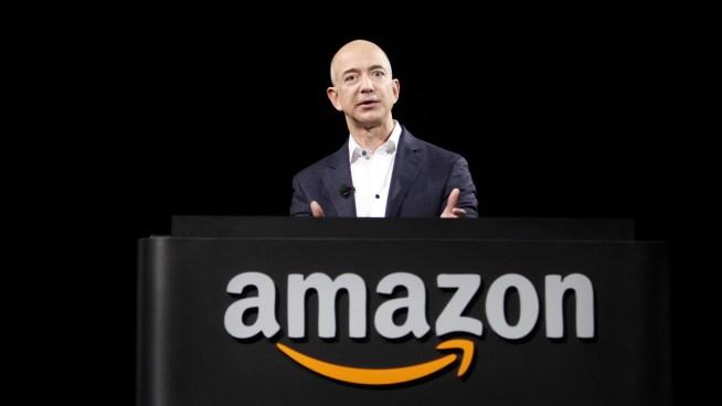 El fundador de Amazon se convierte en el hombre más rico del mundo