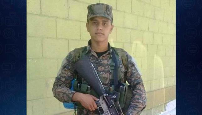 Este es el militar asesinado durante masacre en cervecería de Chalchuapa
